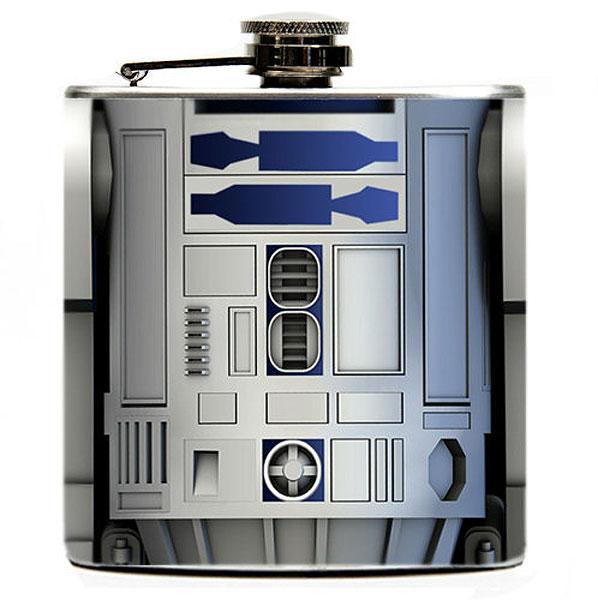 R2-D2 Hip Flask