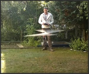 How Not to Fly an R/C Copter