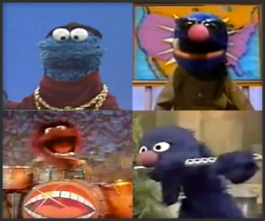 Sesame Street Sure Shot (Full)