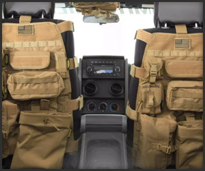 G.E.A.R. Jeep Seat Covers