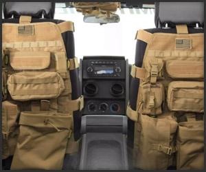 G E A R Jeep Seat Covers