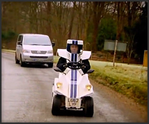 Top Gear: Jeremy Clarkson's P45