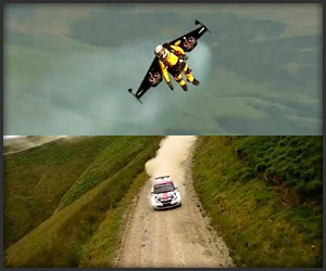 Top Gear vs. Jetman