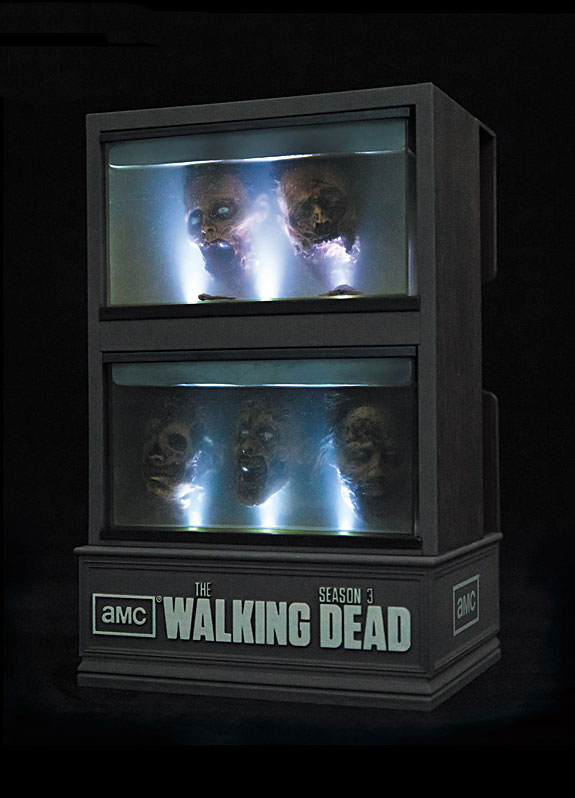 Walking Dead: Season 3 Blu-ray