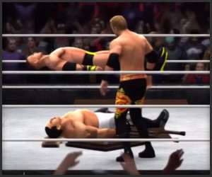 WWE '13 Magic Glitch