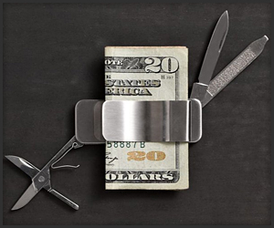 5-in-1 Money Clip
