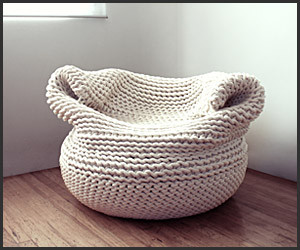 Bdoja Handwoven Chair