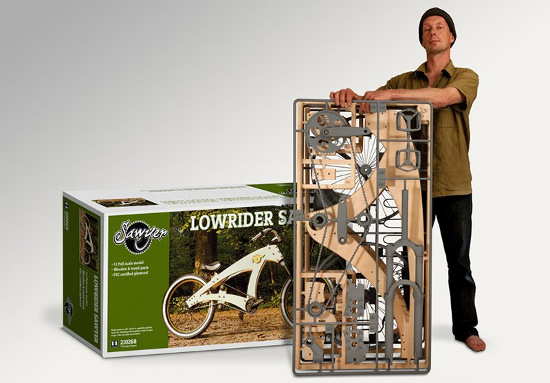 Bicycle Building Kit