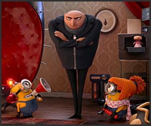 Despicable Me 2 (Trailer)
