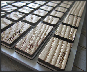 Engrain Tactile Keys