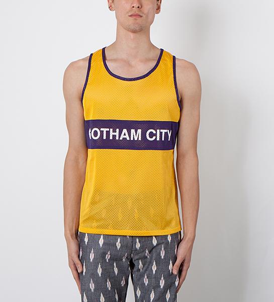 Gotham City Track Tank