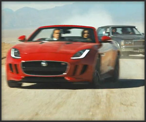 Jaguar F-Type: Desire (Trailer)