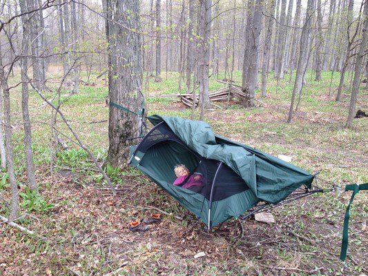 Lawson Camping Hammock - The Awesomer