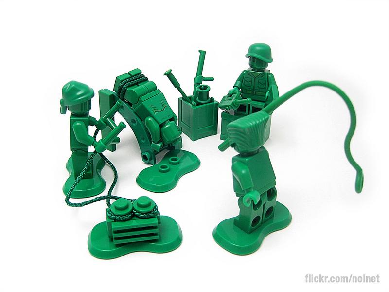 Toys of War