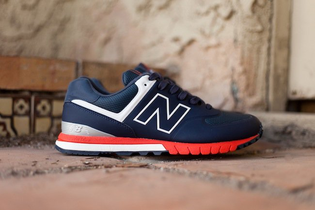 new balance revlite 574 blue