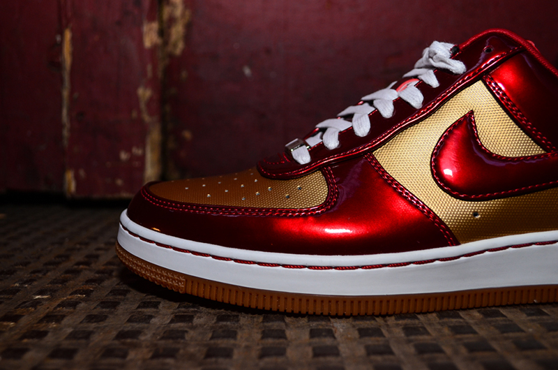 Nike AF 1 Downtown Iron Man