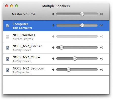 NOCS NS2 Air Monitors