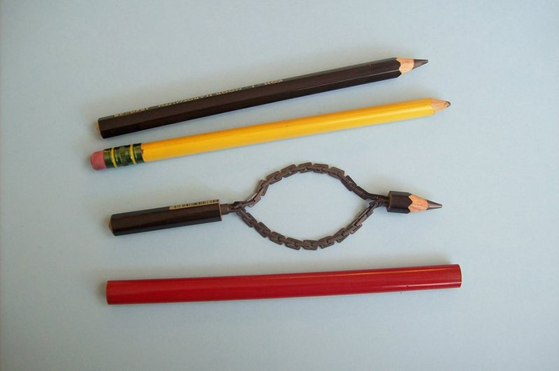 Pencil Carvings