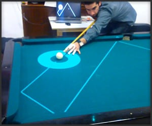 Cheater's Pool Table
