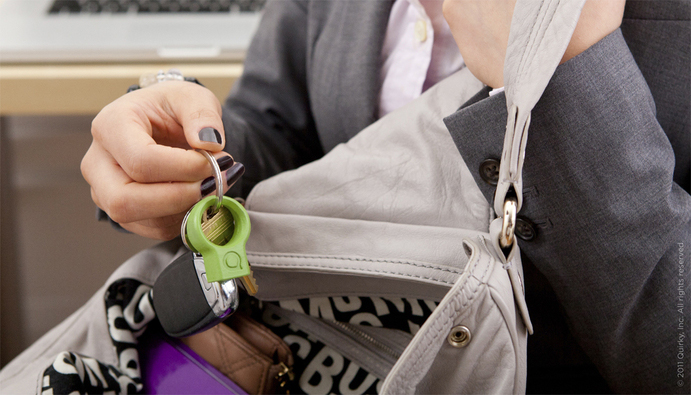 Quirky Covert Magnetic Lock