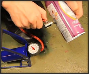 Refillable Canned Air Hack