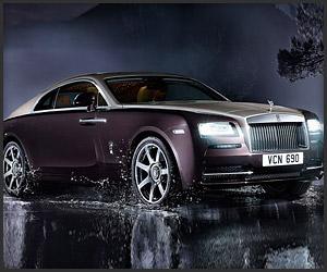 Rolls royce wraith t