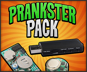 ThinkGeek Prankster Pack