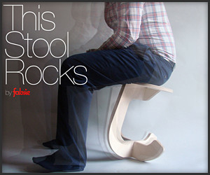 This Stool Rocks
