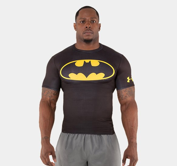 Under Armour Alter Ego Shirts