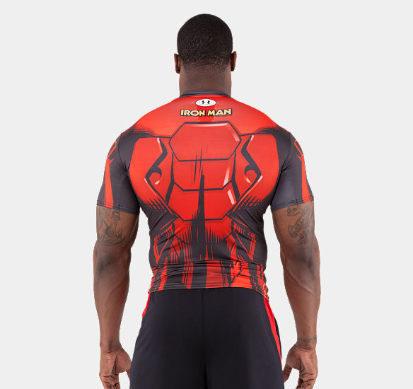 Under Armour Alter Ego Shirts - The Awesomer