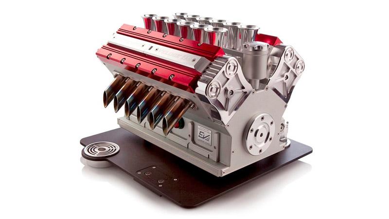 V12 Espresso Machine