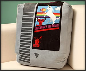 Videogame Cartridge Pillows