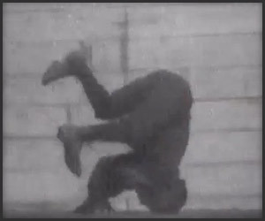 World's First Breakdancer