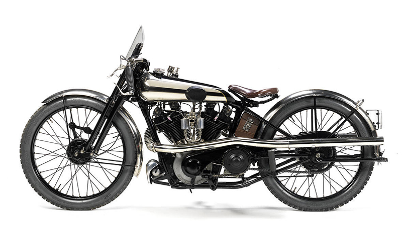 1926 Brough Superior SS80/100