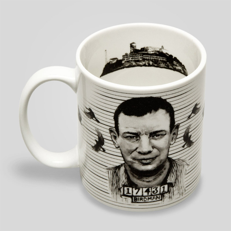 Alcatraz Mugs