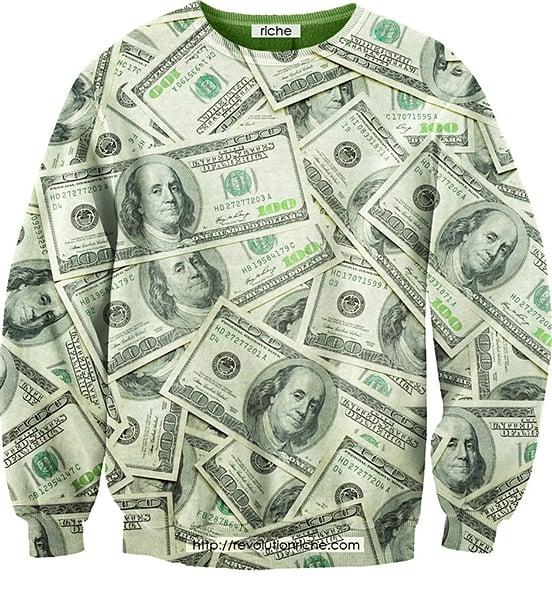Benjamins Sweater