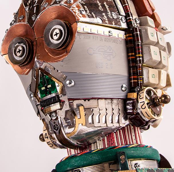 C-3PO Junk Bust