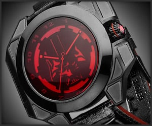 Giveaway: Darth Vader Watch