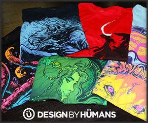 Win Design By Humans T-Shirts!
