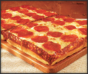 Deep!Deep! Dish Pizza