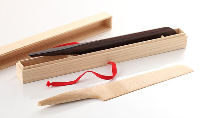 Fusion Wooden Knives