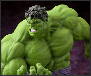 ARTFX Collectible Hulk Figure