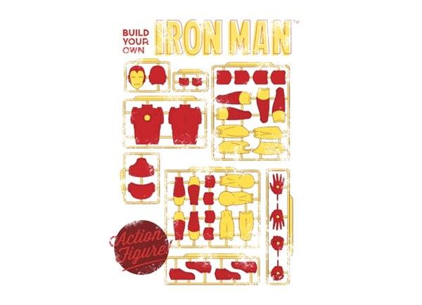 Threadless x Iron Man