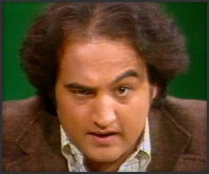 John Belushi SNL Screen Test