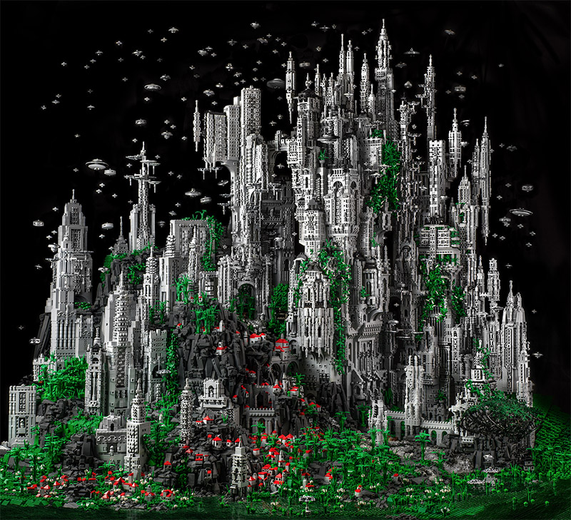 LEGO City of Odan