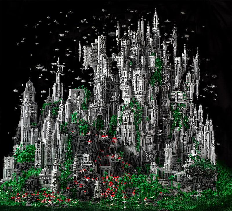 LEGO City of Odan
