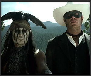 The Lone Ranger (Trailer 3)