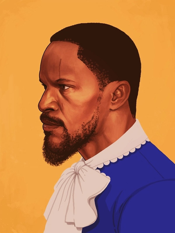 Mike Mitchell's Movie Portraits