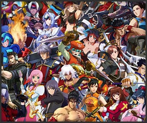 Project X Zone (Trailer)