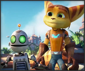 Ratchet & Clank Movie (Teaser)